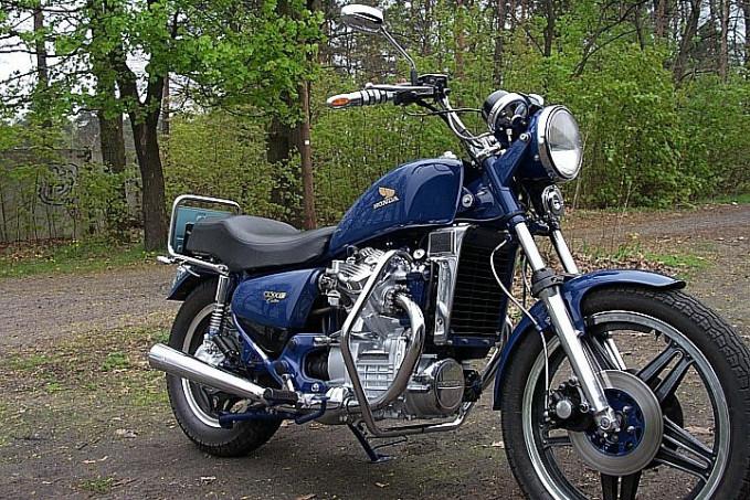 CX 500 C